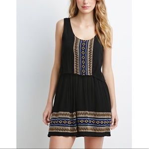 Forever 21 Aztec Style Dress
